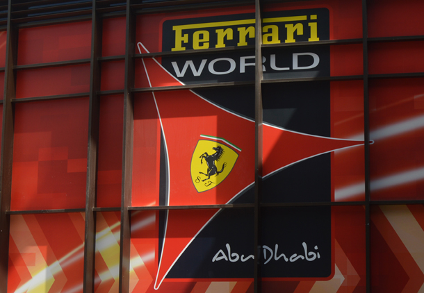 Ferrari World Gold
